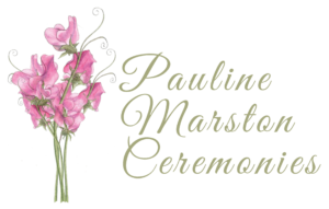 Pauline Marston – Professional Celebrant, Moments to Remember